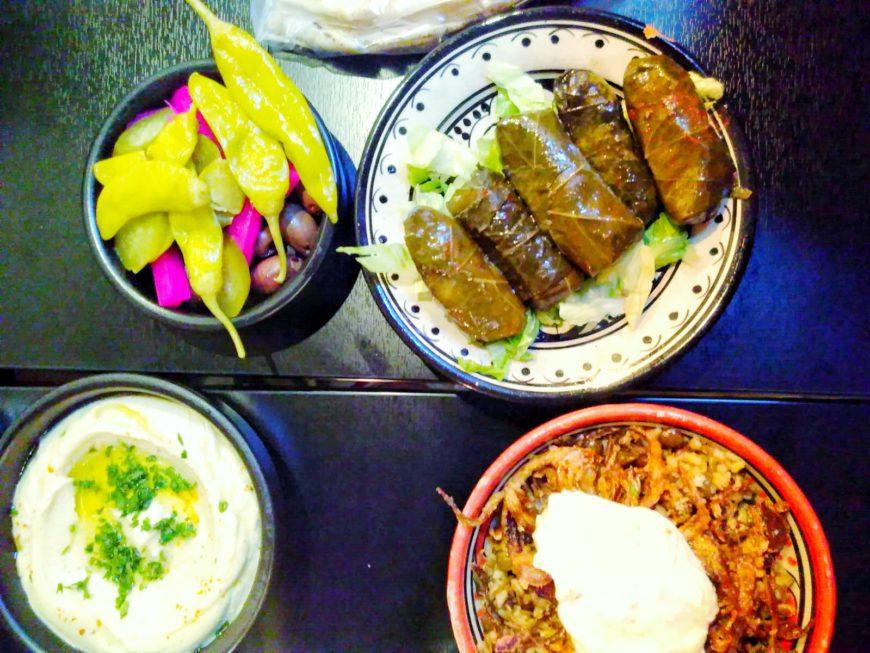 Aywa Beirut Street Food